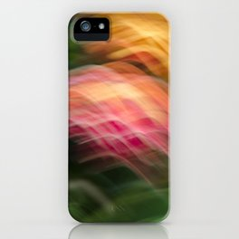 Gentle Ocean of Colors iPhone Case