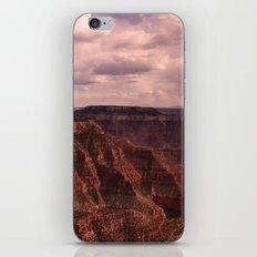 Canyons iPhone & iPod Skin