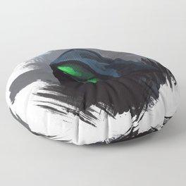 Bad Advice Darkside Me to Me Meme Floor Pillow