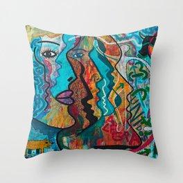 Wall-Art-028 Throw Pillow