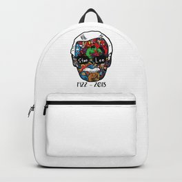 Stan Lee 1922-2018 Backpack
