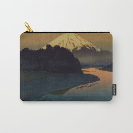 Sunset at Aga Carry-All Pouch