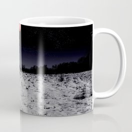 Red-lit Night Coffee Mug