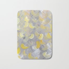 YellowGray Bath Mat