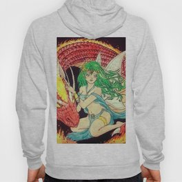 Fairy Fire Hoody