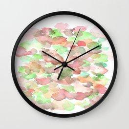 150725 My Happy Bubbles 7 Wall Clock