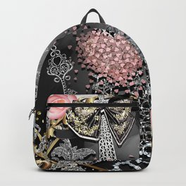 Paris Bling Backpack