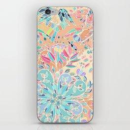 Paradise Doodle iPhone Skin