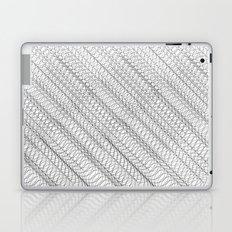 Overlapping Circles Pattern Laptop & iPad Skin