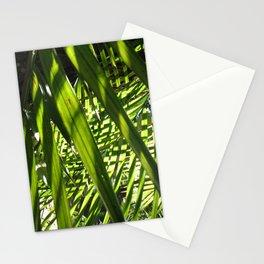 Checkered Garden Stationery Cards