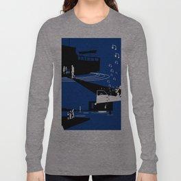 Houseboat Long Sleeve T-shirt