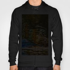 reflection -abstract Hoody