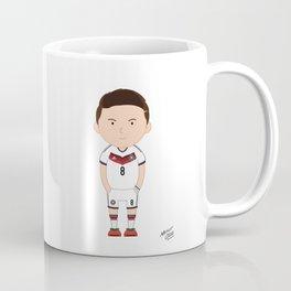 Mesut Ozil - Germany - World Cup 2014 Coffee Mug