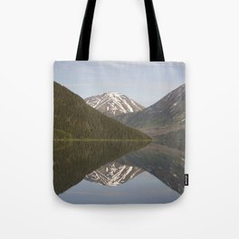 Reflections: Hourglass Tote Bag
