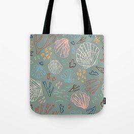 Deep-sea Treasures Tote Bag