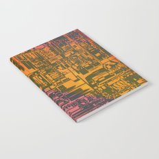 Where Are YOU / Density Series Notebook