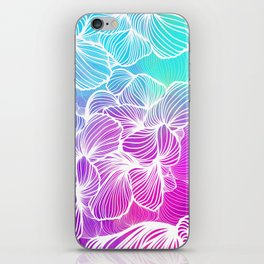 Tropical Cold Front iPhone Skin