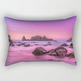 Rosie Sunset Rectangular Pillow