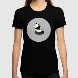do not disturb. PANDA T-shirt