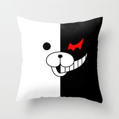Monobear Throw Pillow