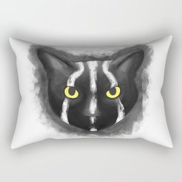 Rise of the planet of the cats Rectangular Pillow