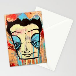 Where Them Girls At Stationery Cards