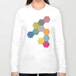 Honeycomb I Long Sleeve T-shirt