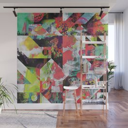 When You Make Something, You Can't Control Its Meaning Wall Mural