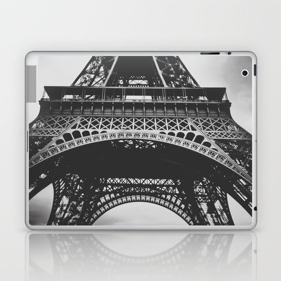 Under  the tower Laptop & iPad Skin