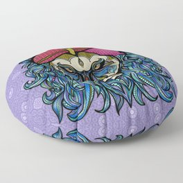 King and Lionheart Floor Pillow