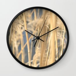 Do you reed me? Over. Wall Clock