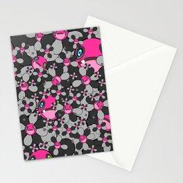 Halloween Flower nibbler #Halloween Stationery Cards