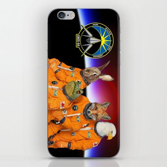 STARFOX - The Lylat Space Program iPhone & iPod Skin