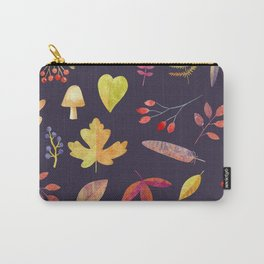 Autumn Walks in the Dark Carry-All Pouch