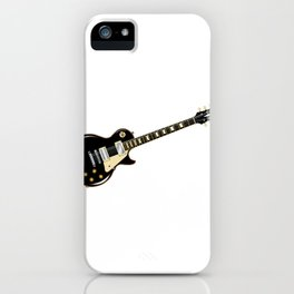 Rock Standard Guitar iPhone Case