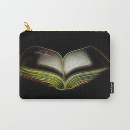 Fractal book Carry-All Pouch