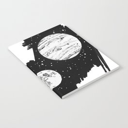 Nothing and everything Notebook