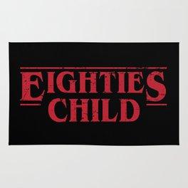 Eighties Child Rug