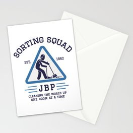 Jordan Peterson - Sorting Squad Stationery Cards