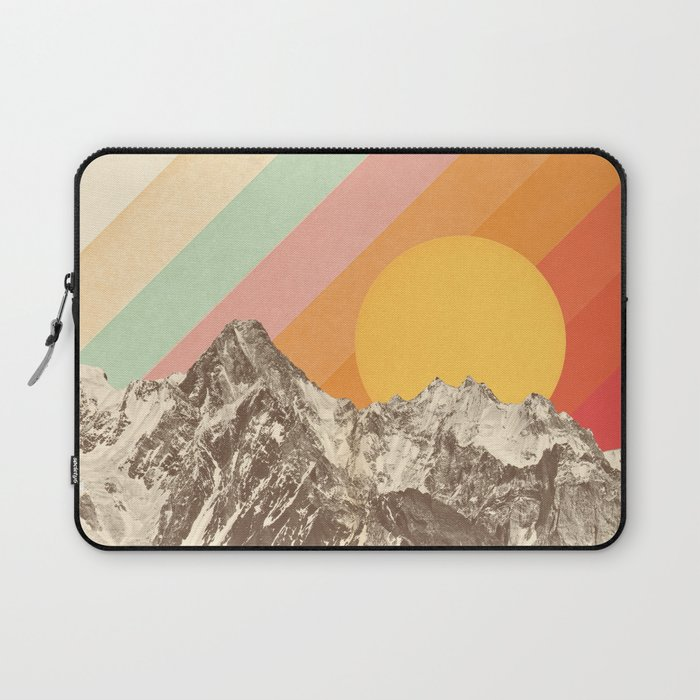 Mountainscape 1 Laptop Sleeve