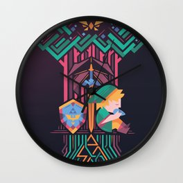 Guardian's link Wall Clock
