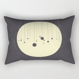 Solar System (you are here) Strings Rectangular Pillow