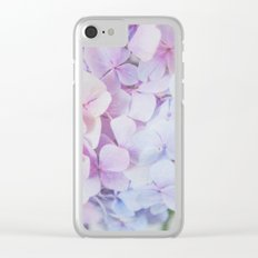 Bloomin' Fabulous Clear iPhone Case