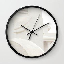 Beautiful Curves Wall Clock