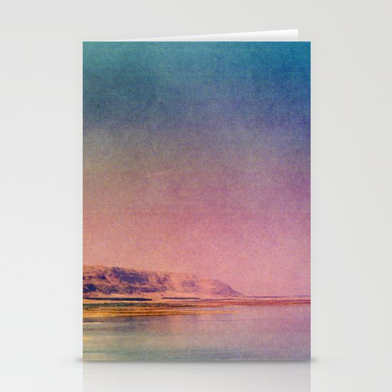 Dreamy Dead Sea IV Stationery Cards