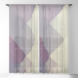 RAD XIII Sheer Curtain