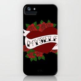Self Valentine's iPhone Case