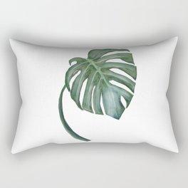 Monstera The One Rectangular Pillow
