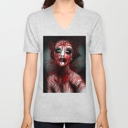 Countess Unisex V-Neck