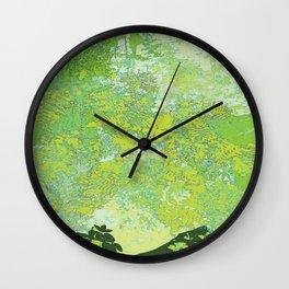 Boreal Wall Clock